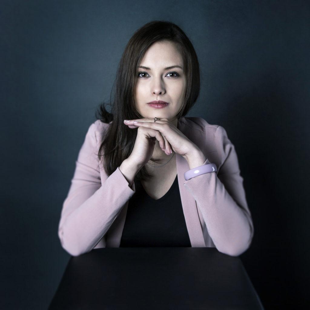 Milena Pawlak. Redaktor, Content Manager.